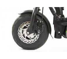 фото колесо переднее Электросамокат VOLT AGE UBER Scoot 1000W
