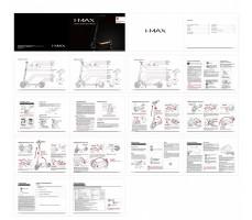 Инструкция Электросамокат Volteco Generic I-Max Pro-S Green