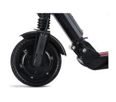 Фото переднего колеса электросамоката Zaxboard ES-8