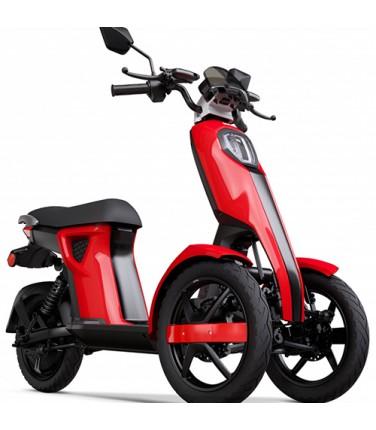 Электроскутер Doohan iTango HO Red | Купить, цена, отзывы