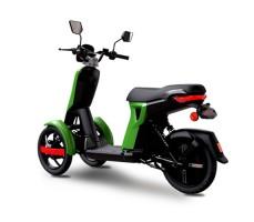 Электроскутер Doohan iTango HO Green