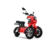Электроскутер Doohan iTank 1500W Red