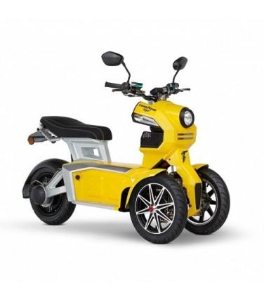 Электроскутер Doohan iTank Good Year EGO2 Yellow | Купить, цена, отзывы