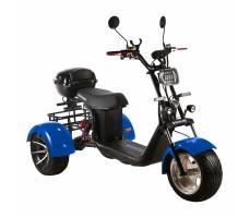 Электроскутер SKYBOARD TRIKE BR60-3000 PRO FAST Синий
