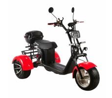 Электроскутер SKYBOARD TRIKE BR60-3000 PRO FAST Красный