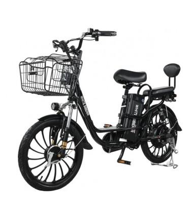 Электровелосипед WHITE SIBERIA CAMRY 1500W  | Купить, цена, отзывы