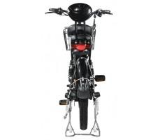Электровелосипед WHITE SIBERIA CAMRY 1500W вид сзиди