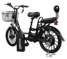 Электровелосипед WHITE SIBERIA CAMRY 1500W акб