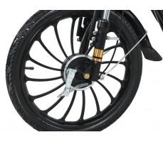 Электровелосипед WHITE SIBERIA CAMRY 1500W колесо