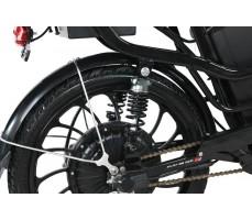 Электровелосипед WHITE SIBERIA CAMRY 1500W мотор