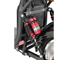 Электроскутер WHITE SIBERIA PRO MAX+ 3950W задний амортизатор