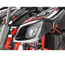 Электроквадроцикл WHITE SIBERIA SNEG 1500w фара