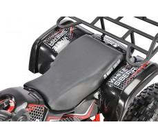 Электроквадроцикл WHITE SIBERIA SNEG 1500w сиденье