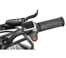 Электроквадроцикл WHITE SIBERIA SNEG 1500w переключатель правая ручка