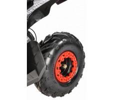 Электроквадроцикл WHITE SIBERIA SNEG R 1500w колесо