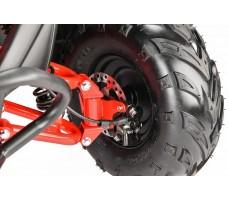 Электроквадроцикл WHITE SIBERIA SNEG R 1500w подвеска