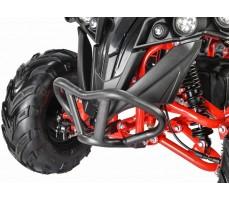 Электроквадроцикл WHITE SIBERIA SNEG R 1500w бампер