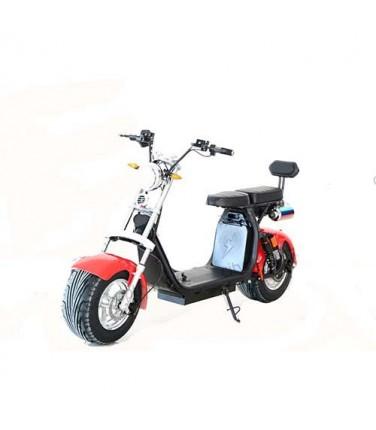 Электроскутер Citycoco BR 40 Premium Red | Купить, цена, отзывы
