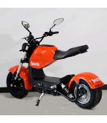 Электроскутер Citycoco Smarda Orange | Купить, цена, отзывы