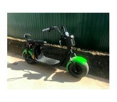Электроскутер Citycoco X7 BR 20 Green