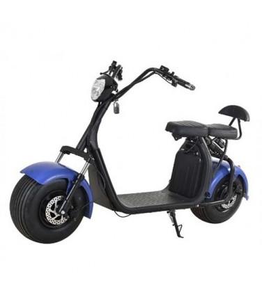 Электроскутер Citycoco X7 BR 20 Blue   Купить, цена, отзывы