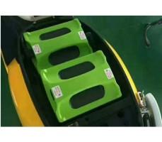 фото батарея Электроскутер WOQU C1 White