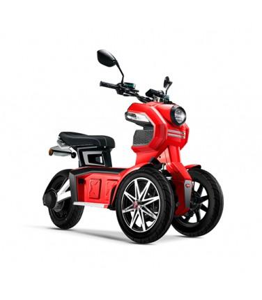 Электроскутер ITANK DOOHAN 4200W Red | Купить, цена, отзывы