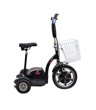 Электротрицикл Wellness Easy Black  | Купить, цена, отзывы