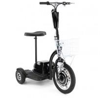 вид спереди электротрицикл Wellness Easy Black