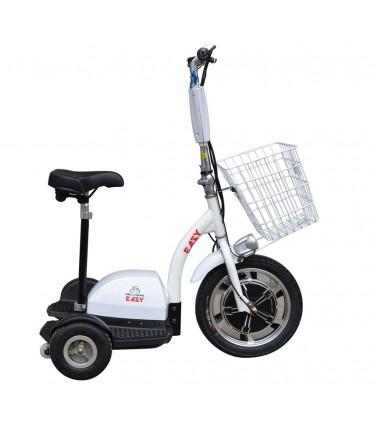 Электротрицикл Wellness Easy White | Купить, цена, отзывы