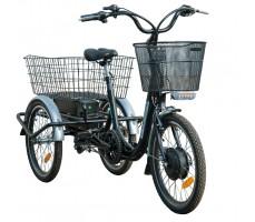 Электротрицикл Wellness Fazenda Black