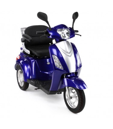 Электротрицикл Wellness Trike Blue  | Купить, цена, отзывы