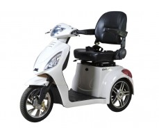 Электротрицикл Wellness Trike White