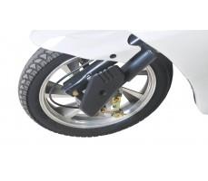 Переднее колесо электротрицикла Wellness Trike White