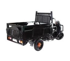 фото грузовой электрической тележки Green City D3 сзади