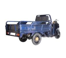фото грузовой электрической тележки Green City D4 сзади