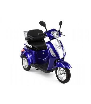 Электроскутер TRIKE NEW Blue | Купить, цена, отзывы