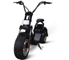 фото колеса электроскутера CITYCOCO LUX 1200W YELLOW спереди