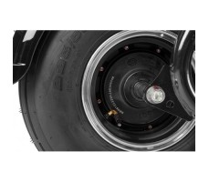 фото колеса электробайка WOQU CITYCOCO X1 1200W WHITE