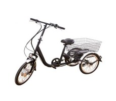 Электротрицикл Elbike FARMER 350W 36v8a Black