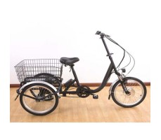 фото Электротрицикл Elbike FARMER 350W 36v8a Black