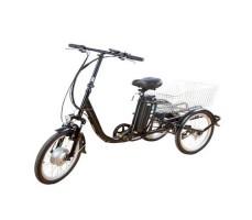 Электротрицикл Elbike FARMER VIP 700W 48v10,4a Black