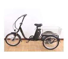 фото Электротрицикл Elbike FARMER VIP 700W 48v10,4a Black