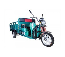Электротрицикл Rutrike Алтай 2000 60V1500W Light Green