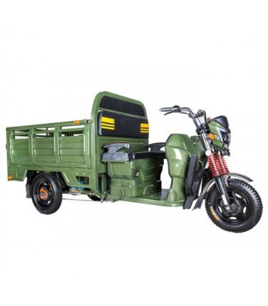 Электротрицикл Rutrike Антей-У 1500 60V1000W Gray | Купить, цена, отзывы