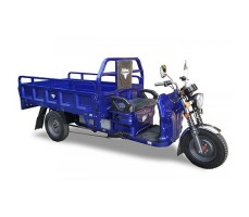 Электротрицикл Rutrike Атлант 2000 72V2200W Blue