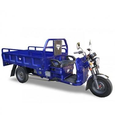 Электротрицикл Rutrike Атлант 2000 72V2200W Blue   Купить, цена, отзывы