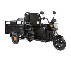Электротрицикл Rutrike D2 1500 60V1000W Black