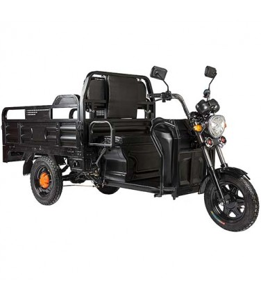 Электротрицикл Rutrike D2 1500 60V1000W Black | Купить, цена, отзывы