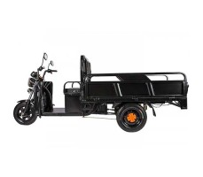 фотоЭлектротрицикл Rutrike D4 1800 60V1200W Dark Gray